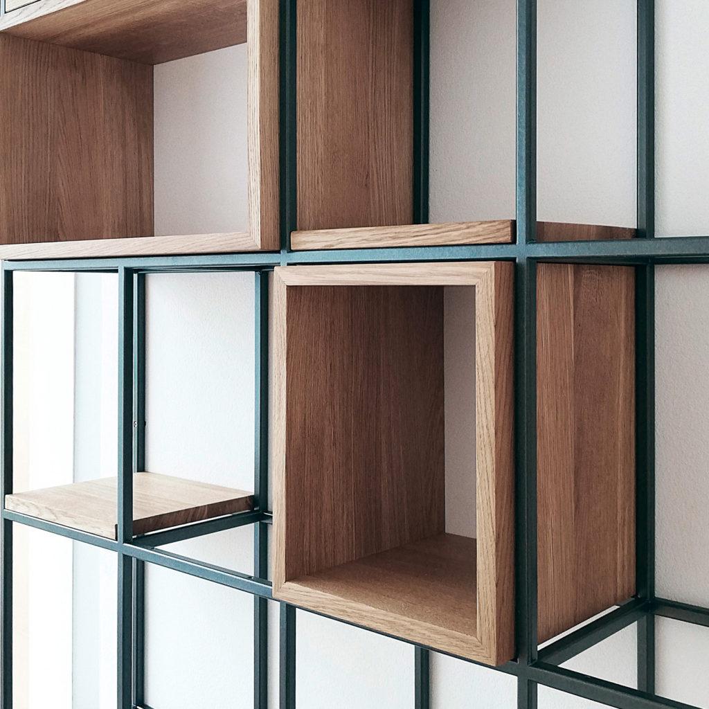 Bücherregal von Gerold Meusburger